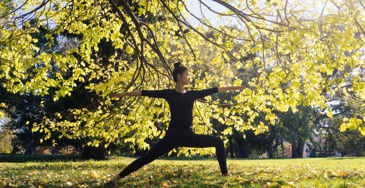 Jaclyn Keoh - Nourish Yoga